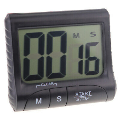 Countdown Timer Large Display - Kitchen Oven Baking Cooking & Catering - In-083