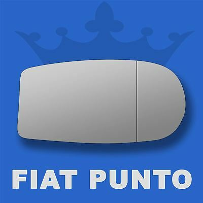 Left side Wing door mirror glass for Vw crafter 2006-2016 stick on Wide Angle