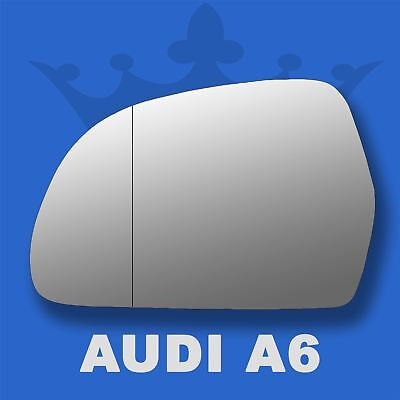 Wing door Mirror Glass Driver side for Audi A4 B5 1994-1999 Heated Blind Spot