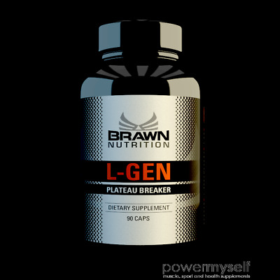 Brawn L-Gen (Laxogenin): 90 x 30mg