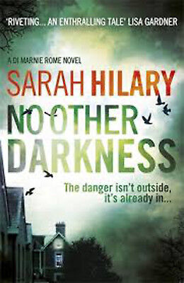 No Other Darkness (D.I. Marnie Rome 2), New, Hilary, Sarah Book