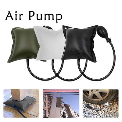 Shim Wedge Pump Up Air Bag Tool Inflatable Automotiv Entry Fitting Window Door