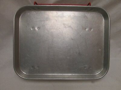 Vintage Car Hop Aluminum Tray 1411 Bloomfield Ind., Inc. Chicago, Ill. U.s.a.