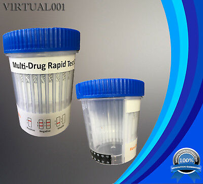 (10) 16 Panel Drug Test Cup Testing Kit -  Free Shipping!