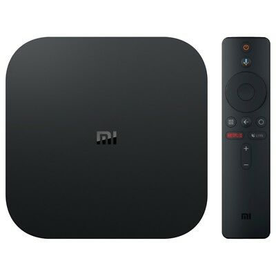 Xiaomi Mi Box S Android 8.1 Netflix 4K 2GB/8GB TV Box With Google Assistant