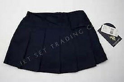 Toddler Navy Scooter Skirt Size 3T   NWT  Free Shipping