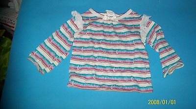 CABBAGE PATCH KIDS CHILDS LONG SLEEVE SHIRT   SIZE 3t