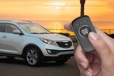 2014 2015 2016 KIA Sportage Remote Start For Push Start Model Genuine Kia OEM