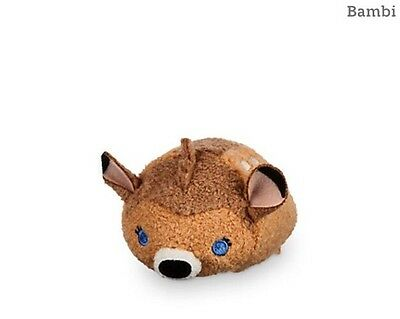 BAMBI Faline Disney Store Mini Tsum Tsum With Tags - LIMITED EDITION