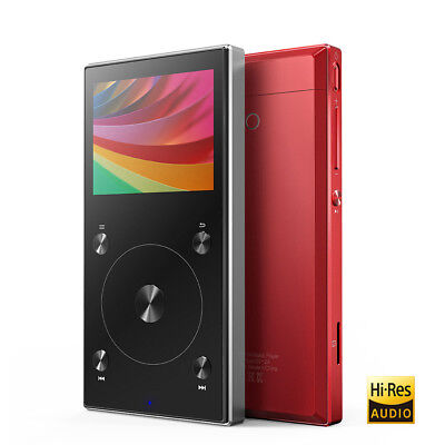 FiiO X3 Mark III Music Player (3rd Gen) High Resolution Digital Audio Player