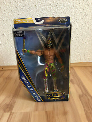 WWF WWE Mattel Elite Figur MACHO KING Randy Savage HOF Hall of Fame -  NEU OVP