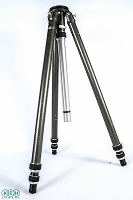 "Gitzo 320 Studex Performance 28-90"" 3 Section, Center Column Tripod Legs"