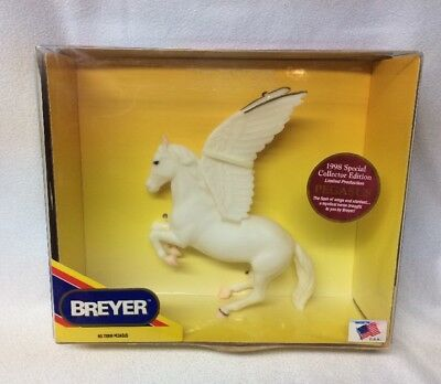BREYER 1998 PEGASUS New in Box with Catalog FREE SHIPPING
