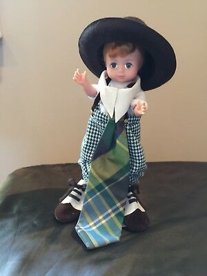 "madame alexander ""Dressed Like Daddy"" 8"" Doll"