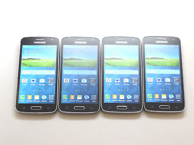 Lot of 4 Samsung Galaxy Avant SM-G386T T-Mobile Smartphones AS-IS GSM