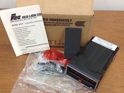 RED LION CONTROLS - Model APLT0600 - Totalizing Counter - NEW