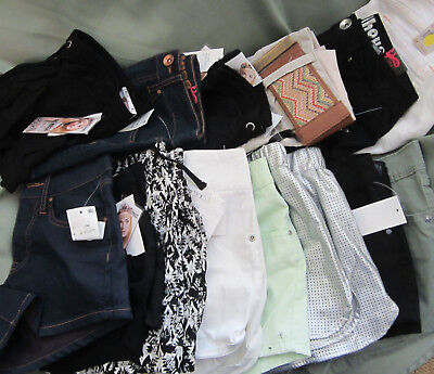 (14) Pairs Summer SHORTS ...Junior Miss Sizes...NEW w/Tags...Levi's - Dollhouse