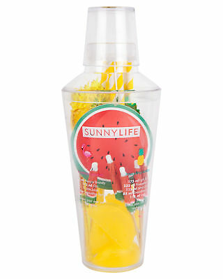 New Sunnylife Cocktail Party Kit Lifestyle Fun Fruit Salad N/A