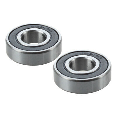 2 pieces Ball Bearing 6001Rs 28mm x 12mm x 8mm Scooter Z5N2