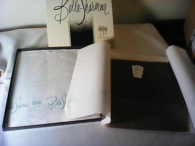 Vintage hosiery stockings Belle Sharmeer 2 pairs in box with tissue/size 9 1/2