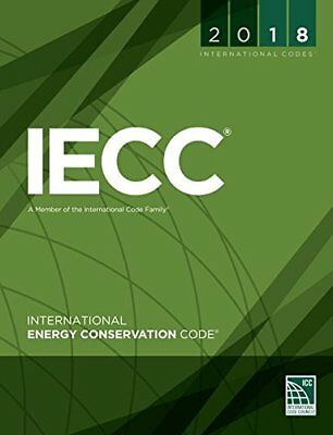 2018 International Energy Conservation Code