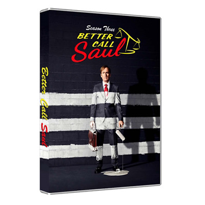 Better Call Saul - Stagione 03 (3 Dvd)  [Dvd Nuovo]