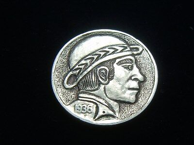 1936-P  Hobo Nickel