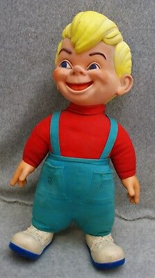 Vintage 1949 Mattel Toy Makers Beany Doll From Beany And Cecil Cartoon