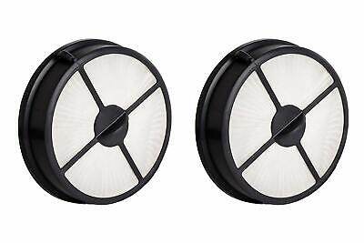 2 Pack for Hoover Windtunnel Air Upright HEPA Vacuum Filter UH70400. 303902001