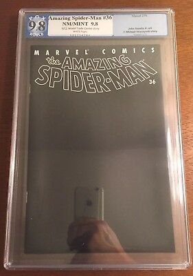 The Amazing Spider-Man #36 (Dec 2001, Marvel) PGX 9.8
