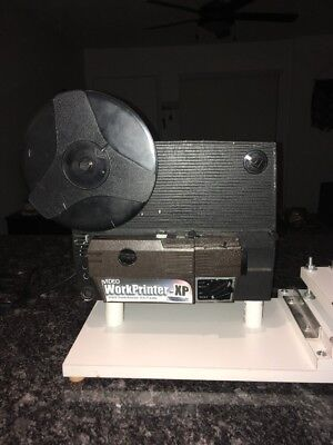 Moviestuff Video WorkPrinter XP Duel 8 Super 8 8mm Telecine Transfer Projector