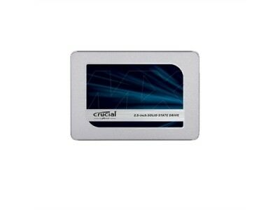 Crucial SSD CT1000MX500SSD1 MX500 2.5-inch 1TB SATA  7mm (with 9.5mm adapter)