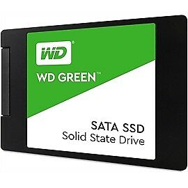 "Western Digital SSD WDS120G2G0A 120GB SATA III 6Gb/s 2.5"" 7mm WD Green Retail"