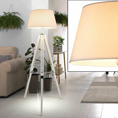 tripod steh lampe spot stativ dreibein design loft. Black Bedroom Furniture Sets. Home Design Ideas