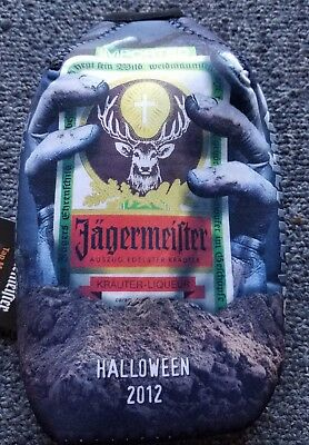 Jagermeister 2012 Halloween Collectible Bottle Cooler