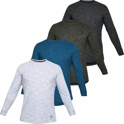 Under Armour 2018 Mens UA Sportstyle Long Sleeve Charged Cotton T-Shirt