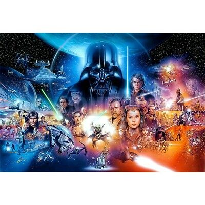 Star Wars Characters 5D Diy Diamond Painting