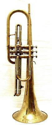 Getzen Marching French Horn/Trumpet (Frumpet) Model 389 in Good Condition