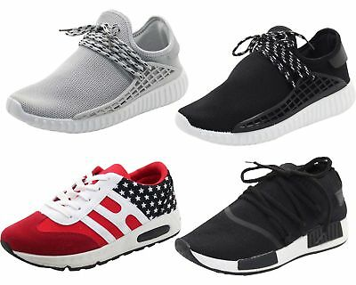 New Ladies Womens Sports Gym Running Walking Fitness Lightweight Trainers Shoes
