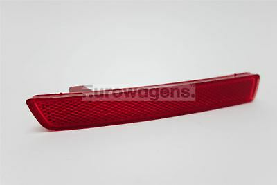 Fiat Punto 03-05 Rear Tail Bumper Reflector Lens Left Passenger Near Side N/S