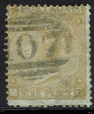 Great Britain, Used, 46, Plate 4, Nice