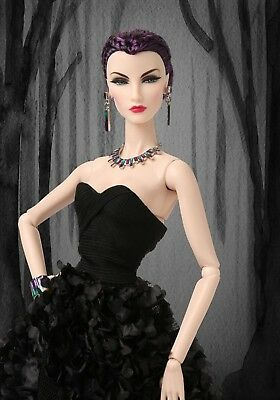 2017 Integrity Fashion Fairytale Convention Doll  ELYSE JOLIE * MALEFIQUE  NRFB