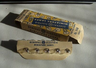 24 volt miniature bulbs type 1448 for electronic eqt. / box of 10