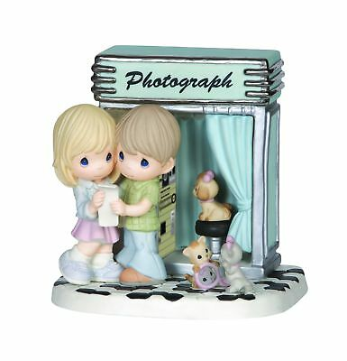 Precious Moments, You've Captured My Heart, Limited Edition, Bisque Porcelain...
