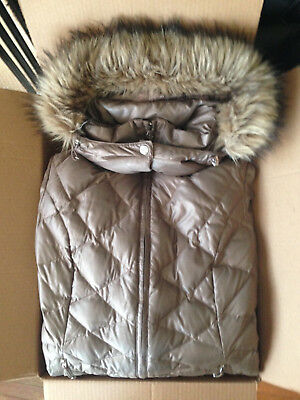 Small Eddier Bauer Coat/J Premium Down Extreme ColdHuge NOW $55. Reg $375