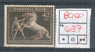 GERMANIA REICH 1939 - ** (catalogo n.° 637) (108)