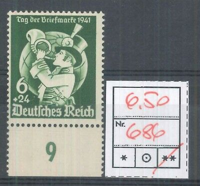 GERMANIA REICH 1941 - ** (catalogo n.° 686) (259)