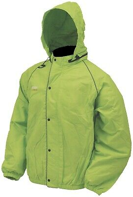 Frogg Toggs Road Toad Jacket Green FT63132-48LG Lg