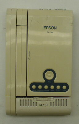 Epson ELPDC10S DC-10s Portable Camera Document Visual Viewer Presenter