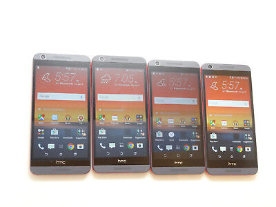 Lot of 4 HTC Desire 626s 0PM9110 T-Mobile & GSM Unlocked Smartphones AS-IS #